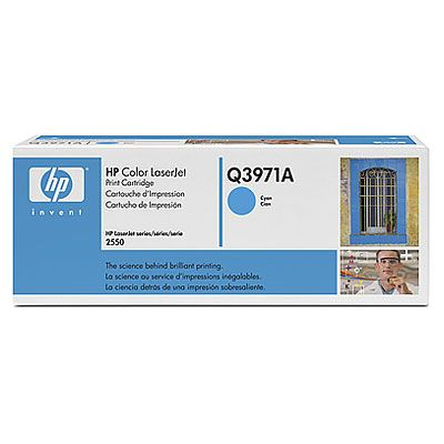 ��������� �������� HP �������� Color LaserJet Cyan (�������) Q3971A