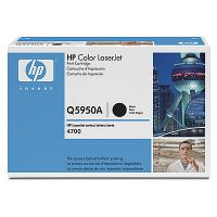 ��������� �������� HP �������� Color LaserJet Black (������) Q5950A