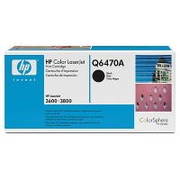 ��������� �������� HP �������� Color LaserJet Black (������) Q6470A