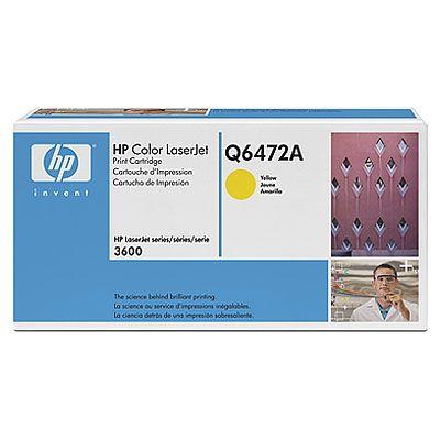 �������� HP Yellow/������ (Q6472A)