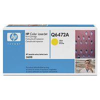 ��������� �������� HP �������� Color LaserJet Yellow (������) Q6472A