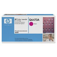 ��������� �������� HP �������� Color LaserJet Magenta (���������) Q6473A