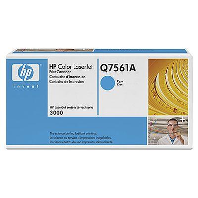Картридж HP Cyan /Зеленовато - голубой (Q7561A)