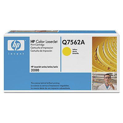 Картридж HP Yellow/Желтый (Q7562A)