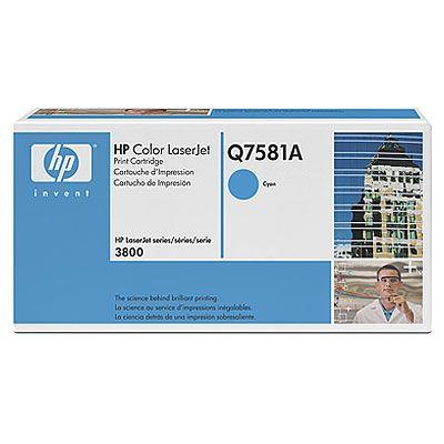 Картридж HP Cyan/Голубой (Q7581A)