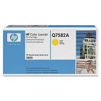 ��������� �������� HP �������� Color LaserJet Yellow (������) Q7582A
