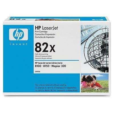Картридж HP 82Х Black/Черный (C4182X)