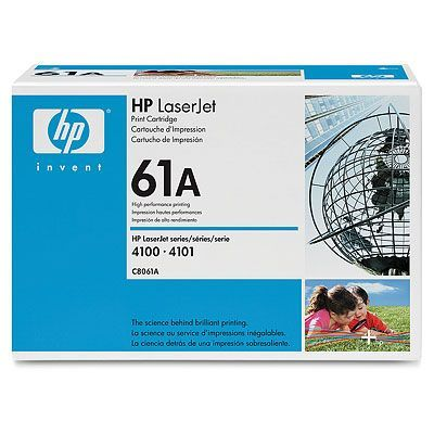 ��������� �������� HP �������� LaserJet Black (������) C8061A