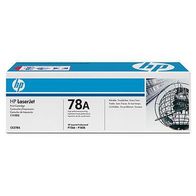 Картридж HP Black/Черный (CE278A)