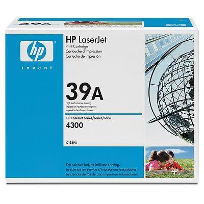 Картридж HP Black/Черный (Q1339A)
