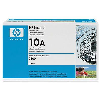 Картридж HP Black/Черный (Q2610A)