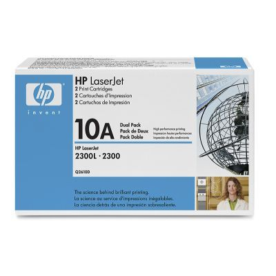��������� �������� HP �������� LaserJet Black (������) Q2610D