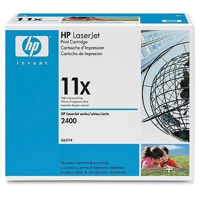 Картридж HP Black/Черный (Q6511X)