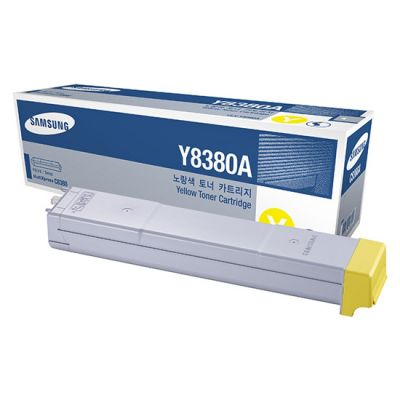 Samsung �����-�������� ������ (Yellow) CLX-Y8380A/SEE