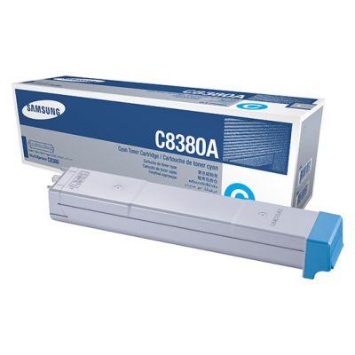 Samsung �����-�������� ������� (Cyan) CLX-C8380A/SEE