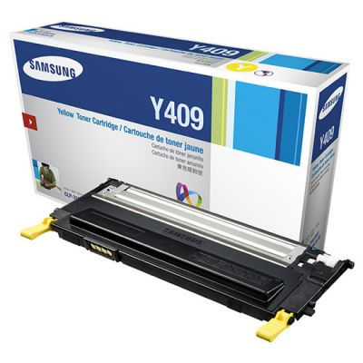 Samsung �����-�������� ������ (Yellow) CLT-Y409S/SEE