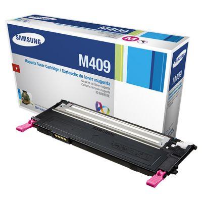 Тонер-картридж Samsung Magenta/Пурпурный (CLT-M409S/SEE)