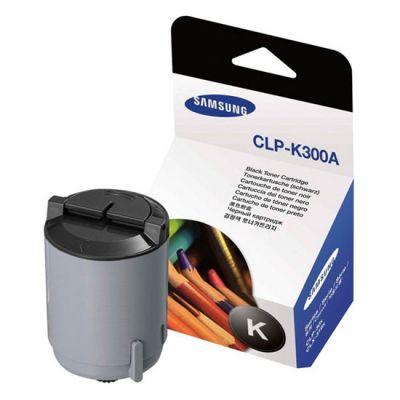 �������� Samsung Black/������ (CLP-K300A/ELS)