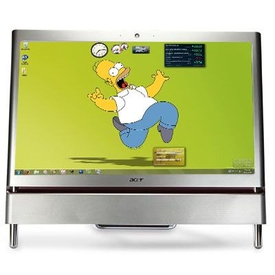 Моноблок Acer Aspire Z5610 PW.SCYE2.116