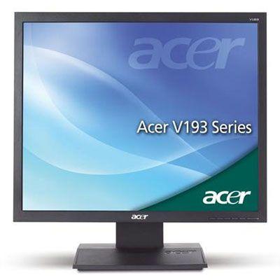 Монитор (old) Acer V193Dbdm ET.CV3RE.D13