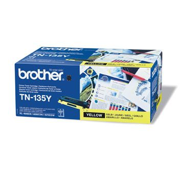 ��������� �������� Brother �������� brother ( yellow / ������ ) TN135Y
