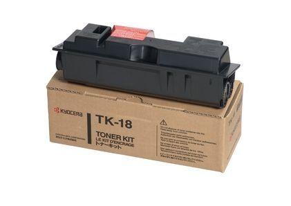 Тонер-картридж Kyocera Black/Черный (TK-18)