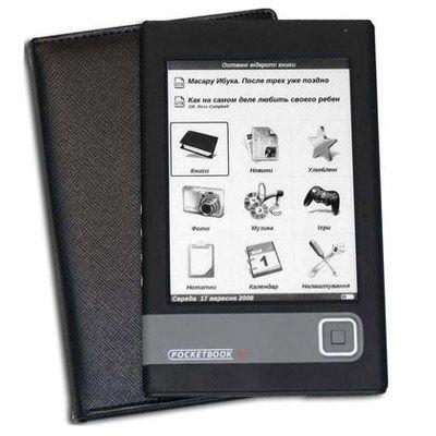 Электронная книга PocketBook 301 Plus Стандарт Black sd 2GB
