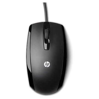 Мышь проводная HP USB 3 Button Optical Mouse KY619AA