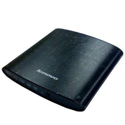 Lenovo Внешний привод DVD+/-RW USB GP20N Black 55Y9391