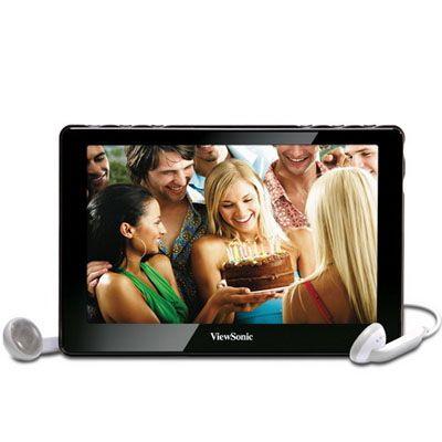 "���������� ViewSonic Personal Media Player 4.3"" VPD400-508P"
