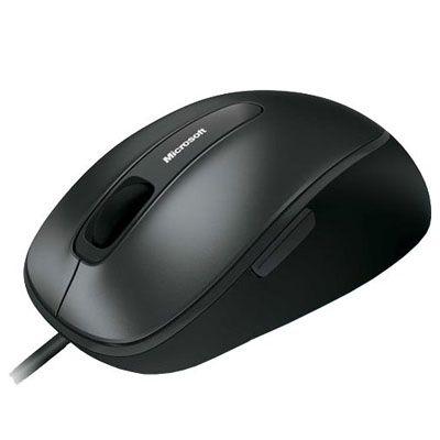 Мышь проводная Microsoft Comfort 4500 USB Black 4FD-00002