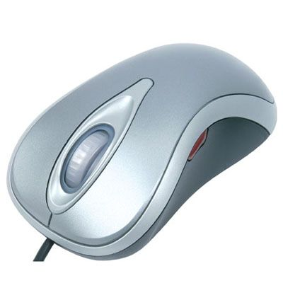 ���� ��������� Microsoft Comfort Mouse 3000 USB+PS/2 Silver D1T-00010