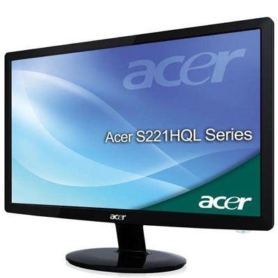 Монитор Acer S221HQLbd ET.WS1HE.005