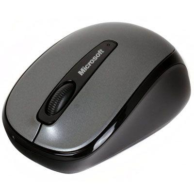 ���� ������������ Microsoft Wireless Mobile 3500 USB Lochness grey GMF-00007