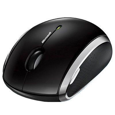Мышь беспроводная Microsoft Wireless Mobile 6000 USB Black MHC-00006