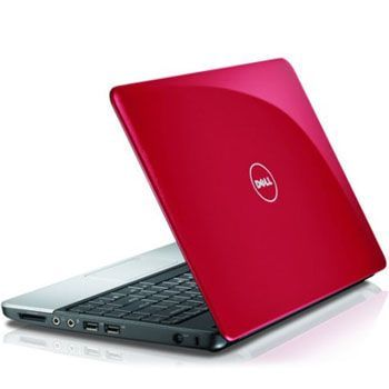 Ноутбук Dell Inspiron 1110 Cel743 Red J035TRed/W7