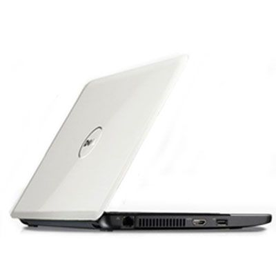 Ноутбук Dell Inspiron 1110 Cel743 White J035TWhite/W7