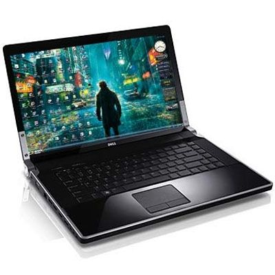 Ноутбук Dell Studio XPS 16 T6400 Black M943M