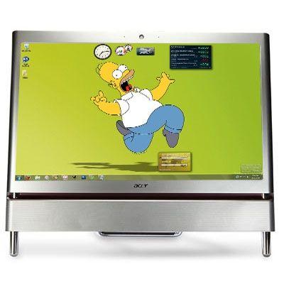 Моноблок Acer Aspire Z5610 PW.SCYE2.068
