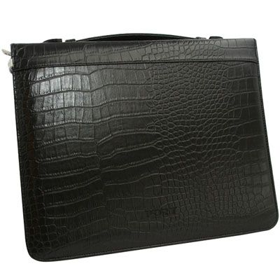 "Сумка Port Designs austin Black Croco 12"" 200778"