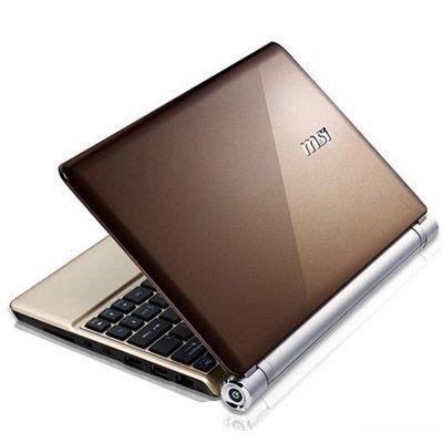 Ноутбук MSI Wind U160-212 Gold