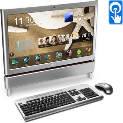 Моноблок Acer Aspire Z5710 PW.SDBE2.098