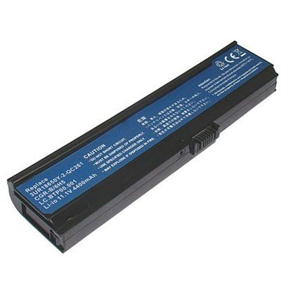 Аккумулятор TopON для Acer Aspire, TravelMate Series 4800mAh TOP-AС5570 / lc.BTP01.006