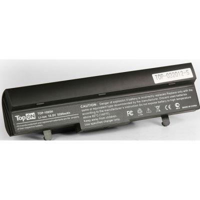 Аккумулятор TopON для Asus EEE PC 1001P 1001HA 1005HA 1005HAG 1005HE 1005HR 1005PEB 1101HA Series 5200mAh TOP-1005H