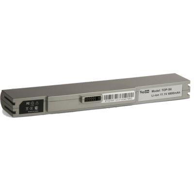 Аккумулятор TopON для Asus S6, S6F Series 4800mAh TOP-S6 / A32-S6