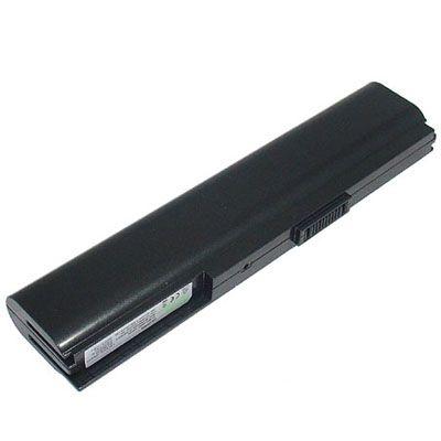 Аккумулятор TopON для Asus U1 Series, U3 Series, N10, eeePC 1004DN Series 6600mAh Black D-DST1278