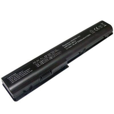 Аккумулятор TopON для HP Pavilion dv7, HDX18, Compaq Presario CQ71 Series 7200mAh TOP-DV7H