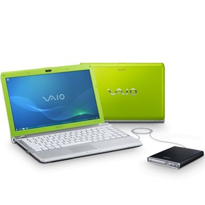 Ноутбук Sony VAIO VPC-Y21M1R/G