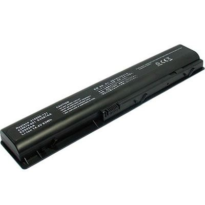 Аккумулятор TopON для HP Pavilion dv9000 dv9100 dv9200 dv9500 dv9600 dv9700 dv9800 Series 7200mAh TOP-DV900H