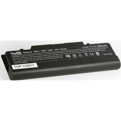 Аккумулятор TopON для Dell Inspiron 1500, 1520, 1521, 1720, 1721, Vostro 1500, 1700 Series 7800 mAh TOP-1520H